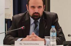 Γενικός γραμματέας Οικονομικής Πολιτικής ο Χρ. Τριαντόπουλος