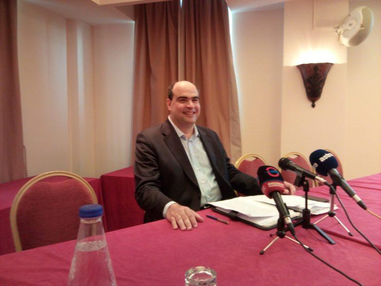 Ν. Αθανασάκης: Ανοιχτό κόμμα στην κοινωνία και αύξηση των ποσοστών της ΝΔ στη Μαγνησία