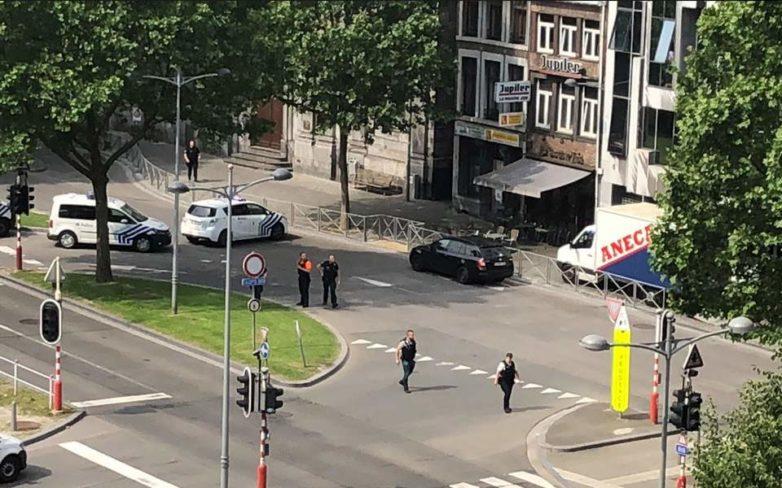 Βέλγιο: Ένοπλη συμπλοκή στη Λιέγη