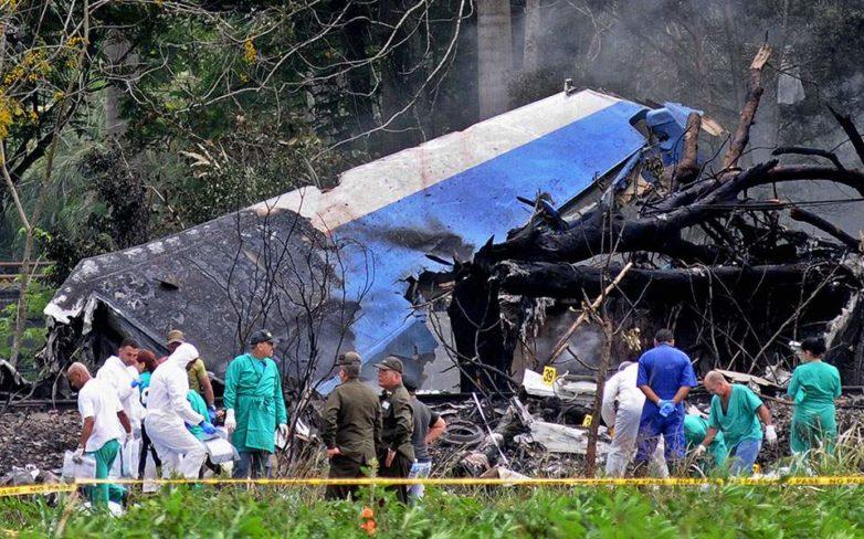 Αεροπορική τραγωδία με 108 νεκρούς στην Κούβα