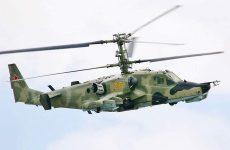 Συνετρίβη ρωσικό ελικόπτερο στη Συρία – Νεκροί οι δυο πιλότοι