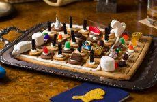 Επιτραπέζια παιχνίδια που… τρώγονται!