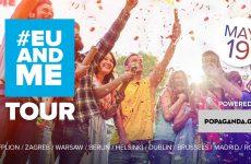 DiscoverEU: Ακόμα 12.000 δωρεάν εισιτήρια προσφέρονται σε νέους και νέες 18 ετών για να ανακαλύψουν την Ευρώπη