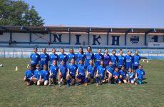 Nέο γυναικείο τμήμα ποδοσφαίρου από τη Νίκη Βόλου