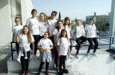 Σε ημερίδα συγχρονισμένης κολύμβησης στη Θεσσαλονίκη η Νίκη Βόλου