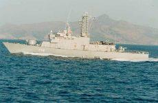 Τουρκικό εμπορικό πλοίο έπεσε πάνω σε ελληνική κανονιοφόρο ανοιχτά της Λέσβου