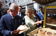 Η δεύτερη μέρα της επίσκεψης του πρίγκιπα Καρόλου στην Ελλάδα