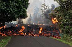 Χαβάη: To ηφαίστειο Κιλαουέα «διώχνει» τους κατοίκους από τις εστίες τους