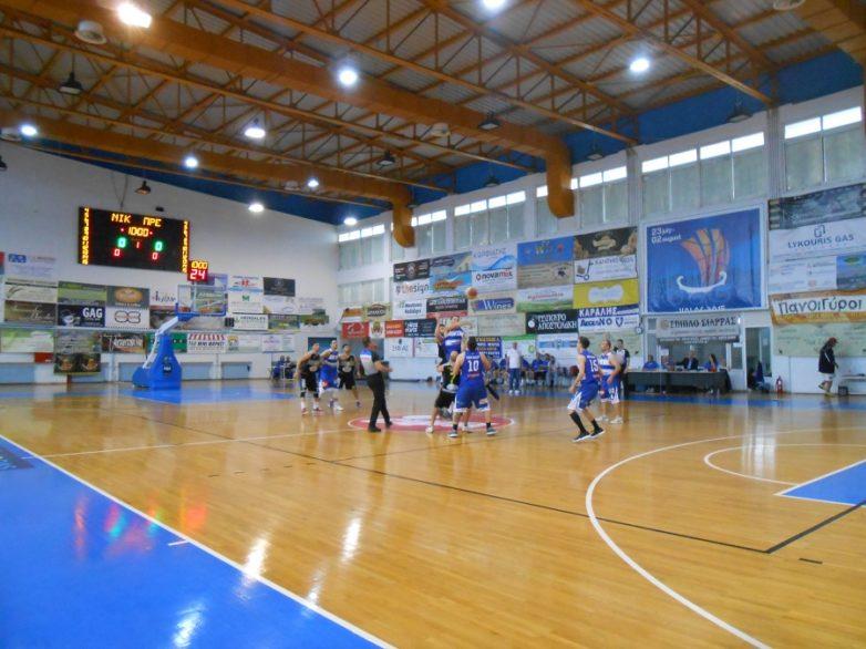 Το Αγρίνιο αντιμετωπίζει η Νίκη Βόλου στο μπάσκετ για το κύπελλο