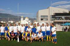 Φιλικός αγώνας ποδοσφαίρου Γερμανία – Ελλάδα «άνω των 60 ετών»
