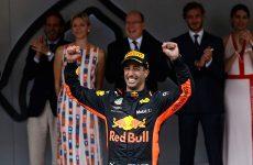 Νικητής στο Grand Prix του Μονακό ο Ρικιάρντο