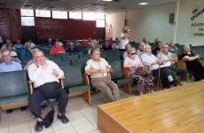 Ζητούν πολιτική λύση για τα αναδρομικά στους συνταξιούχους
