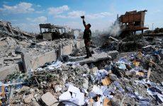 Συρία: 28 νεκροί από τις «σφοδρές εκρήξεις» της Παρασκευής σε στρατιωτικό αεροδρόμιο