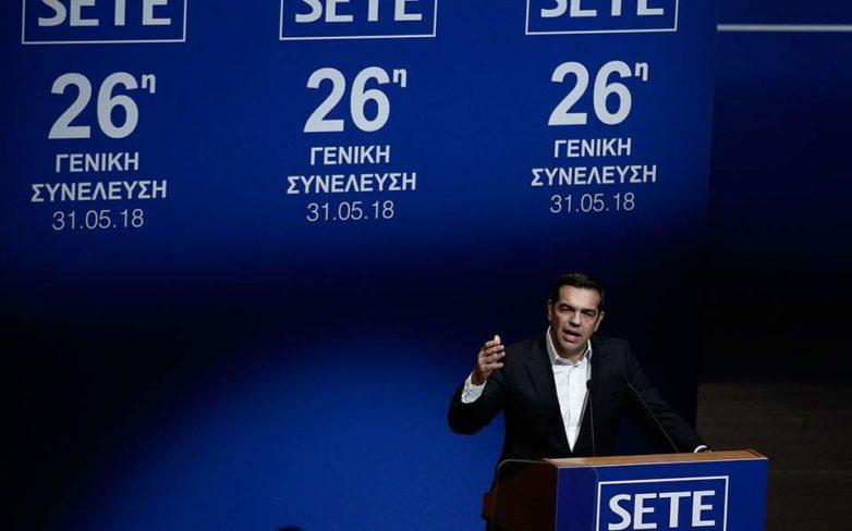 Τσίπρας: Η συμφωνία για το χρέος θα είναι αντάξια των προσπαθειών της Ελλάδας