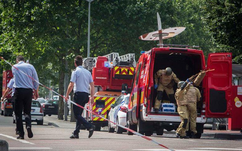 Βέλγιο: Γνωστός στις αρχές ο δράστης της επίθεσης