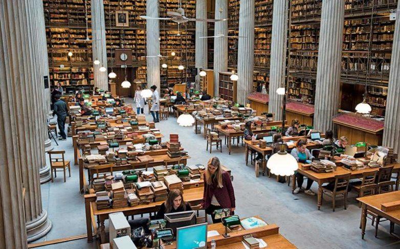 Ηλεκτρονικό αναγνωστήριο από την Εθνική Βιβλιοθήκη