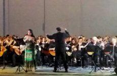 Συγκλόνισε η Κιθαριστική Ορχήστρα Βόλου, στο Θέατρο Μελίνα Μερκούρη