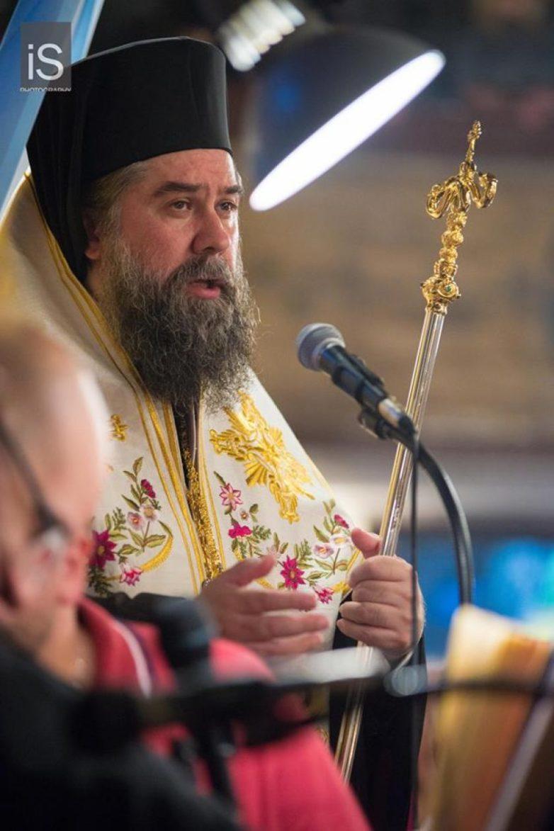 Σερρών Θεολόγος: «ουδείς δύναται να διαγράψει τα εθνικά μας δίκαια»