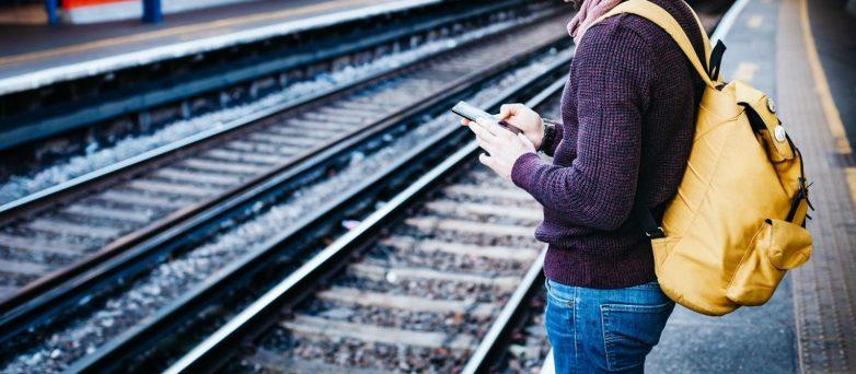 Ξάπλωσε στις γραμμές του τρένου 34χρονος για ν' αυτοκτονήσει