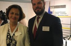 Η Μαρίνα Χρυσοβελώνη σε διεθνή ημερίδα για την οδική ασφάλεια