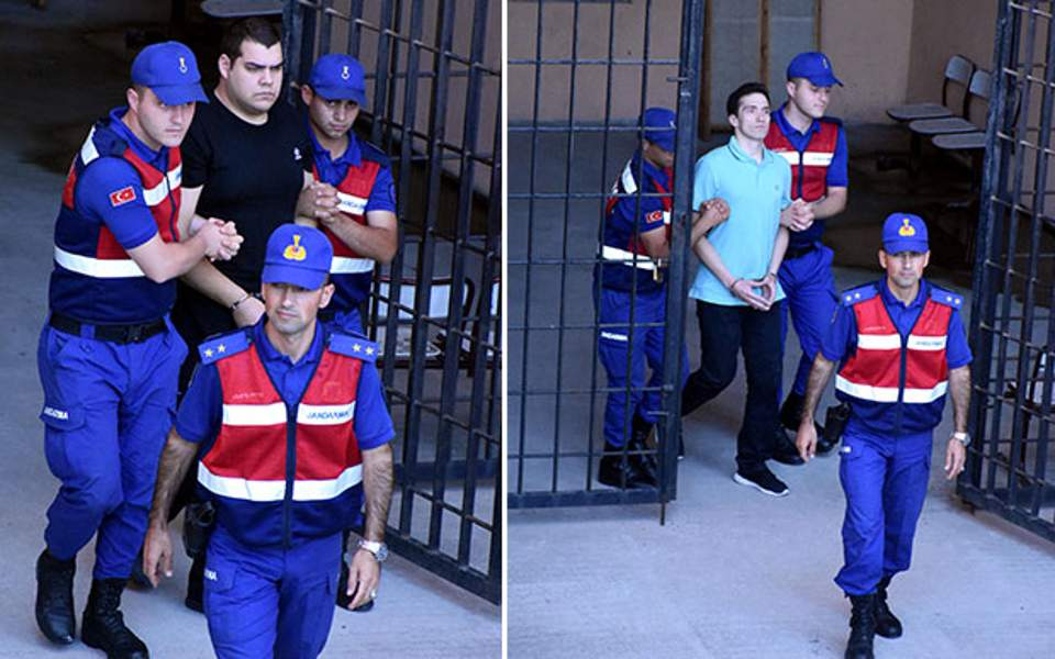 Τι κατέθεσαν στο δικαστήριο οι δύο Έλληνες στρατιωτικοί
