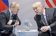 Τραμπ: Η Ρωσία θα έπρεπε να συμμετέχει στη G7