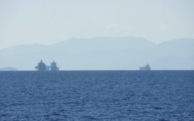 Αυξημένα μέτρα ασφαλείας στο Αιγαίο ανακοίνωσε η Τουρκία