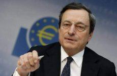 Ντράγκι: Κλειδί να παραμείνει σε τροχιά μεταρρυθμίσεων η Ελλάδα