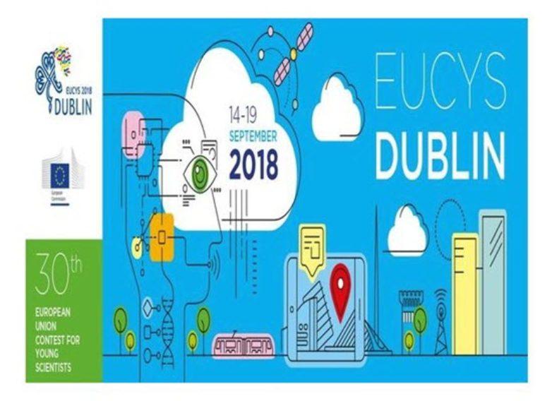 Ελληνική Συμμετοχή στον 30ο Ευρωπαϊκό Διαγωνισμό Νέων Επιστημόνων 2018EUCYS 2018