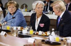 G7: Εκδόθηκε κοινό ανακοινωθέν