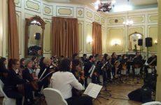 Συναυλία της «Κιθαριστικής Ορχήστρας Βόλου» στην παραλία