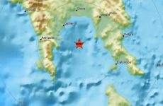 Σεισμός 4,7 Ρίχτερ στον Λακωνικό κόλπο