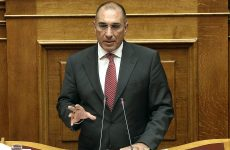 Κομματικό συνασπισμό με Καρατζαφέρη, Βελόπουλο, Κρανιδιώτη ανακοίνωσε ο Δημήτρης Καμμένος