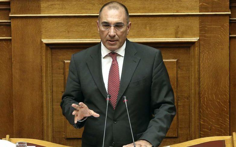 Παραιτήθηκε ο Δ. Καμμένος από αντιπρόεδρος της Βουλής