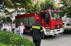 Συναγερμός στο κέντρο της Λάρισας μετά από τηλεφώνημα για νευροτοξικά αέρια