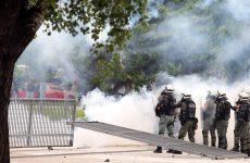 Πεδίο μάχης η ΔΕΘ σε εκδήλωση του ΣΥΡΙΖΑ για το Σκοπιανό