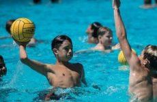 Δωρεάν μαθήματα πόλο από το τμήμα υδατοσφαίρισης της Νίκης Βόλου