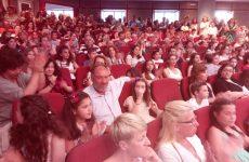 Εκδήλωση βράβευσης αριστούχων μαθητών της ΣΤ' Δημοτικού