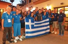 Με 47 μετάλλια θα επιστρέψει στην Ελλάδα η Μεσογειακή Ομάδα
