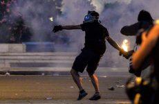 Πρωτιά Ελλάδας στην αναρχική τρομοκρατία