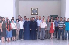 Aπολυτήριες εξετάσεις στη Σχολή Βυζαντινής Μουσικής της  Μητροπόλεως Δημητριάδος