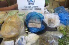 Εξαρθρώθηκε εγκληματική οργάνωση για διακίνηση ναρκωτικών  στη Θεσσαλία