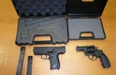 Συνελήφθησαν τρεις σε Λάρισα και Βόλο, για παράβαση του νόμου περί όπλων
