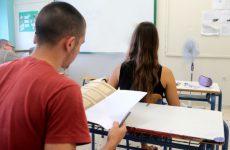 Κανονικά διεξήχθησαν οι Πανελλαδικές εξετάσεις στη Μαγνησία