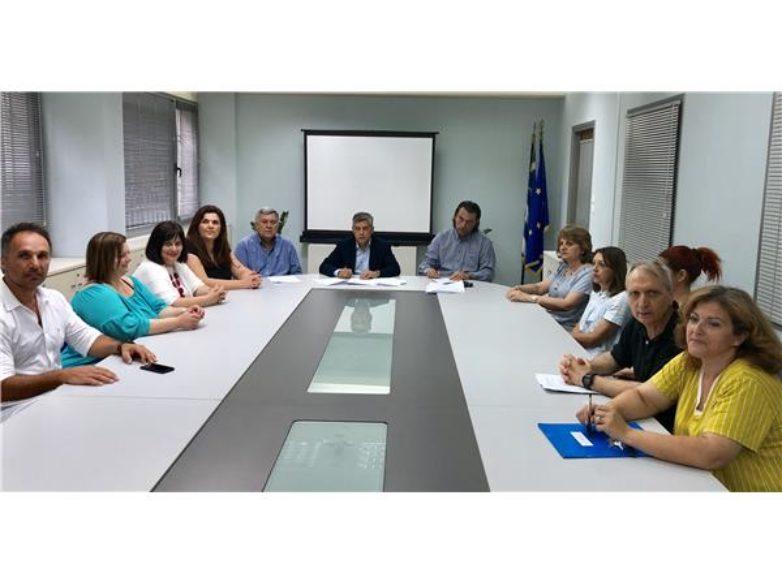 Ξεκινάει η κατασκευή του νέου κτιρίου για το Ειδικό Σχολείο Λάρισας