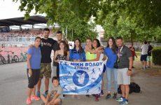 Δυναμικό ξεκίνημα για τη Νίκη Βόλου στο πανελλήνιο Εφήβων – Νεανίδων στα Τρίκαλα