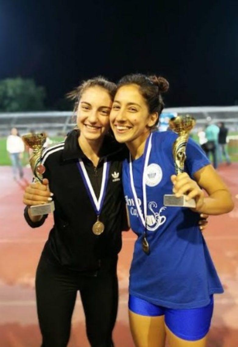 Στο Βαλκανικό Πρωτάθλημα Κ20 στην Κωνσταντινούπολη Δήμητρα Τσουκαλά και Έφη Φλώρου