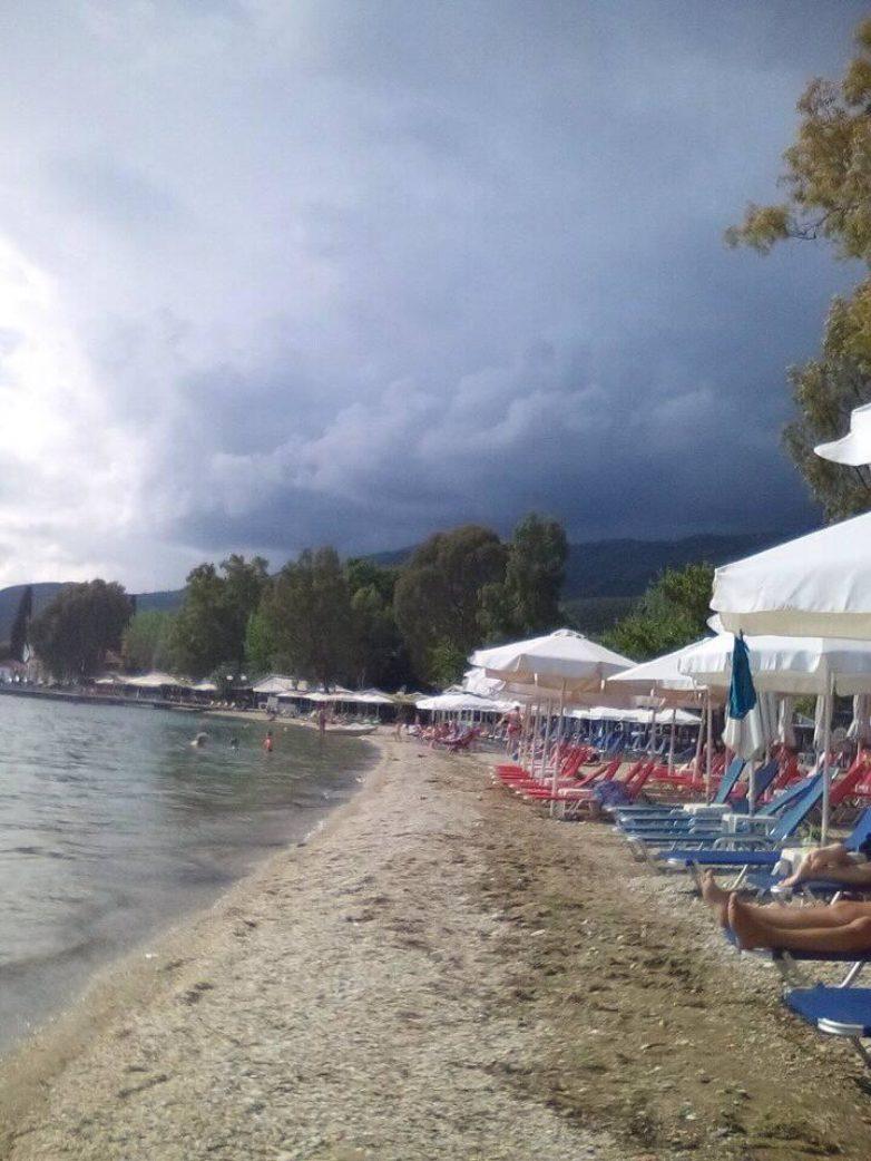 Βροχές και καταιγίδες το Σάββατο