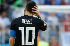 «Σκόνταψε» η Αργεντινή, μοιραίος ο Μέσι