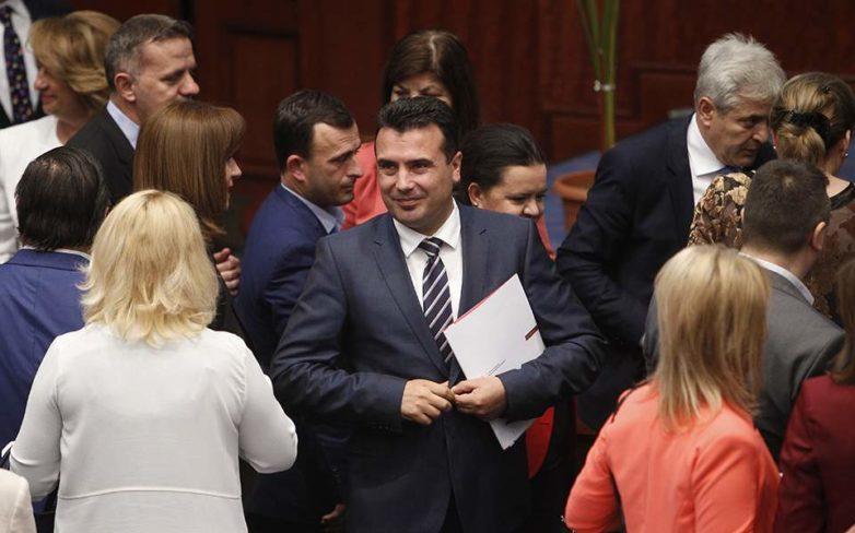 Για τις 16 Σεπτεμβρίου δρομολογεί το δημοψήφισμα ο Ζάεφ
